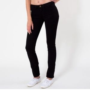 "American Apparel Pants - American Apparel ""The Slim Slack-Lite"""